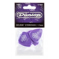 Dunlop Delrin  500  Standard 1 5mm 12er Bag