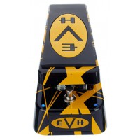 Dunlop EVH 95 Crybaby Eddie Van Halen Sign  Wah