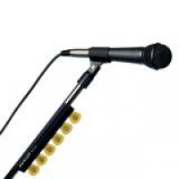 Dunlop Mic Stand Pick Holder 7  Black 5010