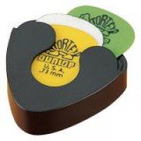 Dunlop Pick Holder Adhesive Black Plastic 5005