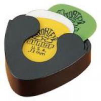 Dunlop Pick Holder Adhesive Black Plastic 5005