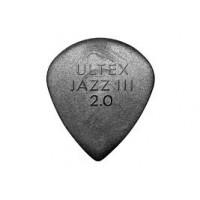 Dunlop Ultex Jazz III 2 0mm 6er Bag 427P2 0