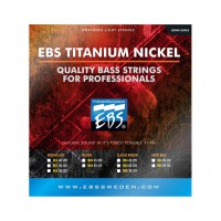 EBS Titanium Nickel E Bass Strings 40 100