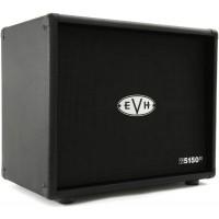 EVH 5150 III 1x12 Straight Cabinet Black