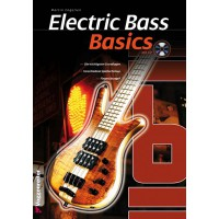 Electric Bass Basics von Martin Engelien  CD
