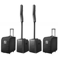Electro Voice Evolve 50 Stereo Full Set Black CASH