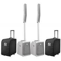 Electro Voice Evolve 50 Stereo Full Set White