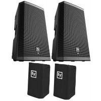 Electro Voice ZLX 12BT Paar inkl  gratis Cover
