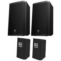 Electro Voice ZLX 12P Paar inkl  gratis Cover