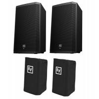 Electro Voice ZLX 15BT Paar inkl  gratis Cover