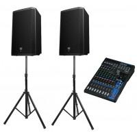Electro Voice ZLX 15P Entertainer Set II