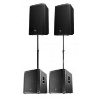 Electro Voice ZLX DJ Set III