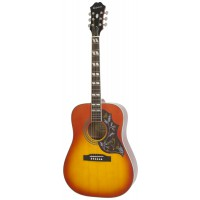 Epiphone Hummingbird Studio Cherry Sunburst