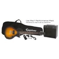 Epiphone Les Paul Player Pack VSB