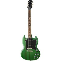 Epiphone SG Classic Worn P 90 Inverness Green