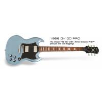 Epiphone SG G 400 1966 Pro Pelham Blue