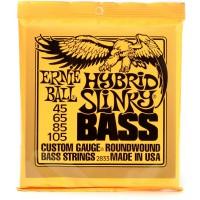 Ernie Ball 2833 Hybrid Slinky 045 105