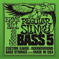 Ernie Ball 2836 Regular Slinky 5 String 45 130