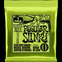 Ernie Ball 3221 10 46 Regular Slinky 3er Pack