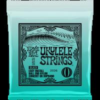Ernie Ball Ukulele Strings Ball End Black 28 28