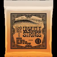 Ernie Ball Ukulele Strings Ball End Clear 28 28
