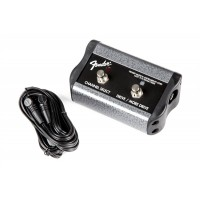 Fender 2 Button 3 Function Footswitch Ch Gain More