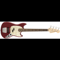 Fender Am Perf Mustang Bass RW AUB B Stock