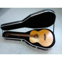Fender BG 32 Acoustic Electric Bass Natural   DEMO