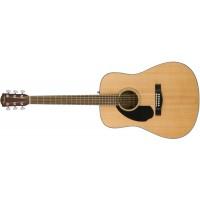 Fender CD 60S Left Hand Natural