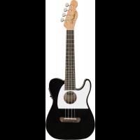Fender Fullerton Tele Uke Black