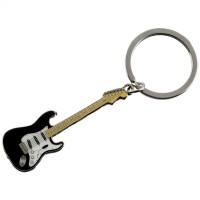 Fender Keychain Stratocaster Black