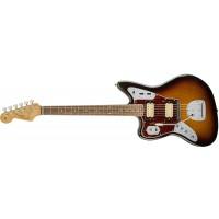 Fender Kurt Cobain Jaguar NOS 3CSB RW Left Hand