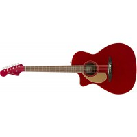 Fender Newporter Player Left Hand Candy Apple Red