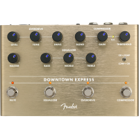 Fender Pedals Downtown Express Bass Multi Effect