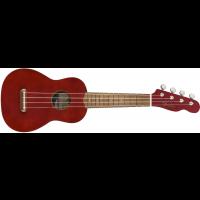 Fender Venice Soprano Uke Cherry