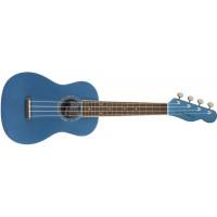 Fender Zuma Classic Concert Uke Lake Placid Blue