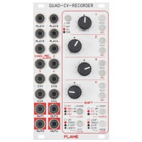 Flame Quad CV Recorder