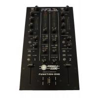 Formula Sound FF 2 2LP mit Pro X Crossfader
