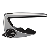 G7th Kapodaster Perfomance 2 Flat Silver Classic