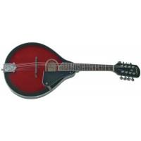 GEWApure Folk Mandoline A 1 Oval Black Cherry