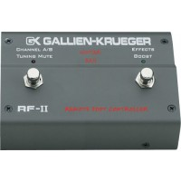 Gallien Krueger RF 2 Dual Footswitch