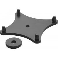 Genelec   K M 8020 408 Standplatte Iso Pod
