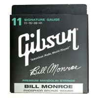Gibson Bill Monroe Mandolin Strings 11 41
