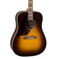 Gibson Hummingbird Studio Walnut Burst LH