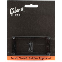 Gibson PU Mounting Ring Back  Bridge  Black