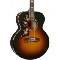 Gibson SJ 200 Standard Maple Vintage Sunburst LH