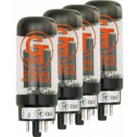 Groove Tubes GT 6L6 R Quartets  Medium  R4 R7