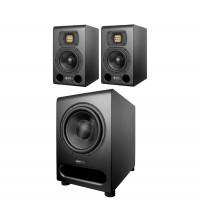 HEDD Audio Type 05 MK2 Black 2 1 Set mit Bass 12