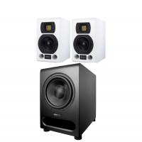 HEDD Audio Type 05 MK2 White 2 1 Set mit Bass 12