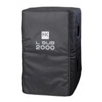 HK Audio Cover zu Linear L2000  A